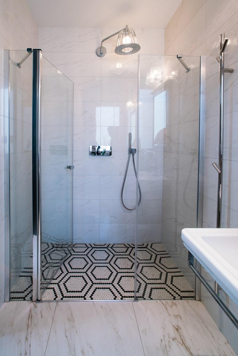 Luxusní koupelny v rodinném domě 12