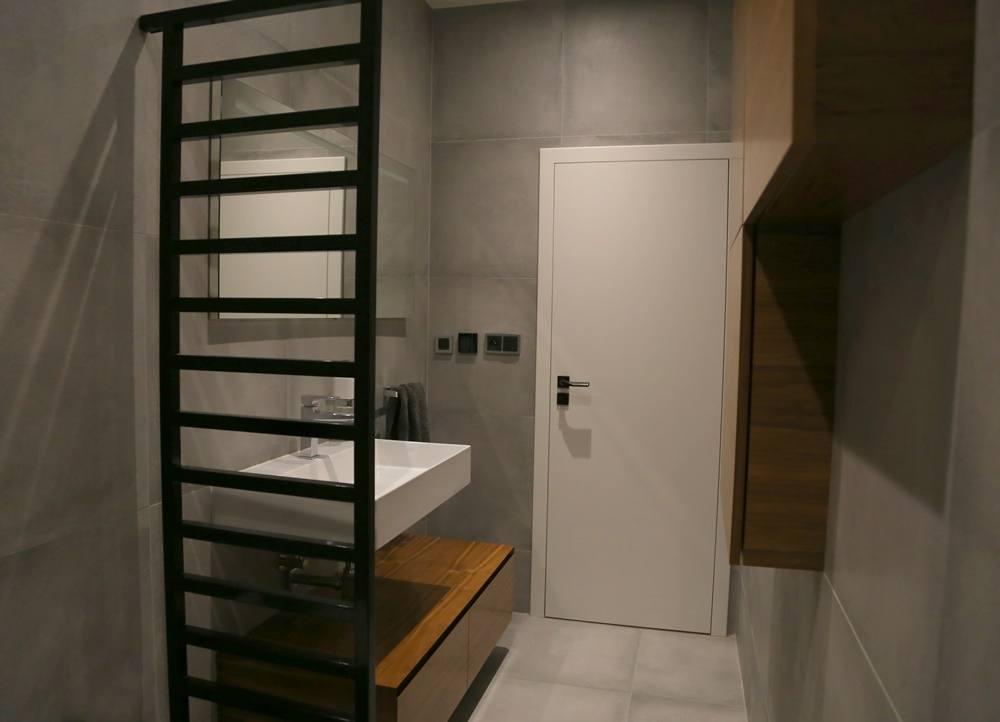 Malá koupelna se sprchovým koutem Walk-In 2