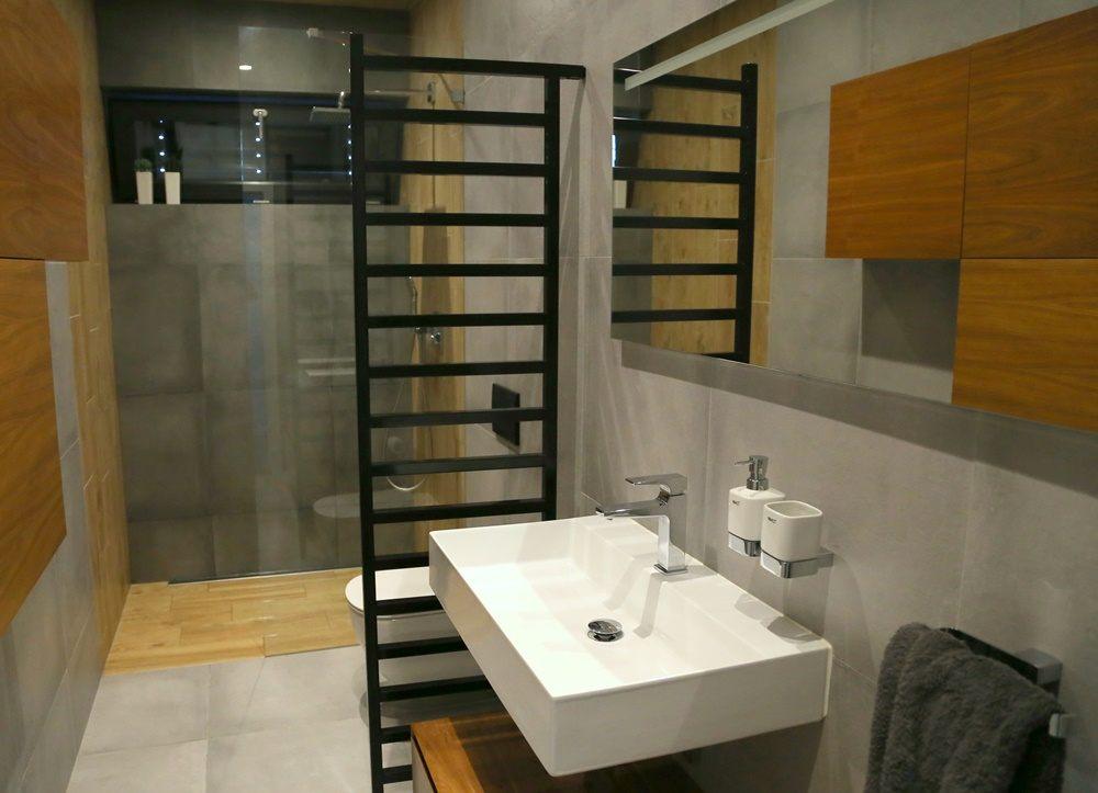 Malá koupelna se sprchovým koutem Walk-In 3