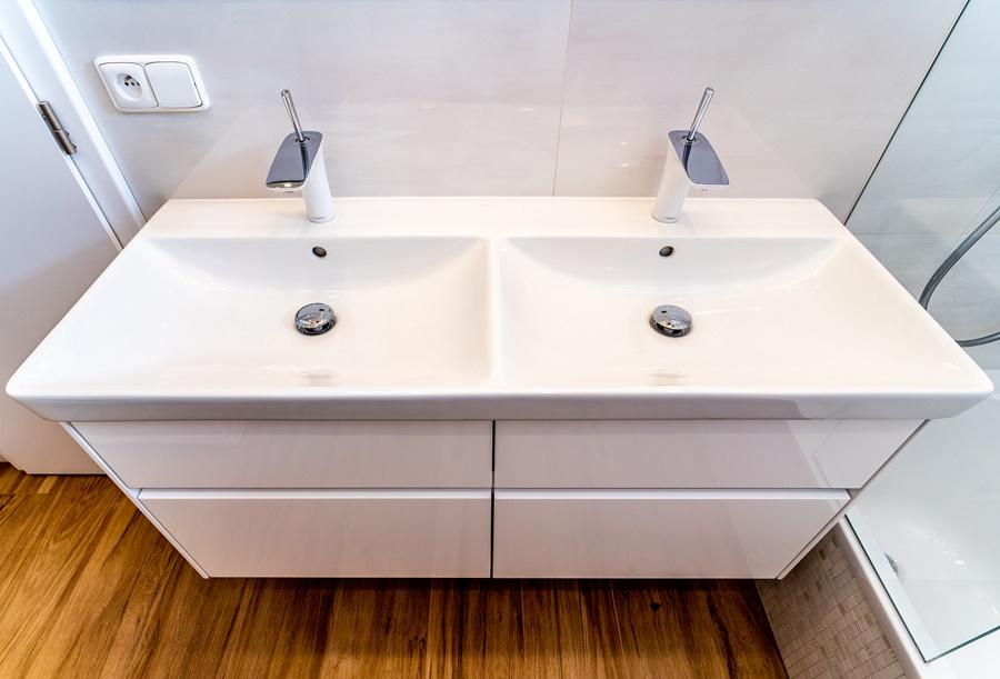 Malá koupelna v malém bytě 8