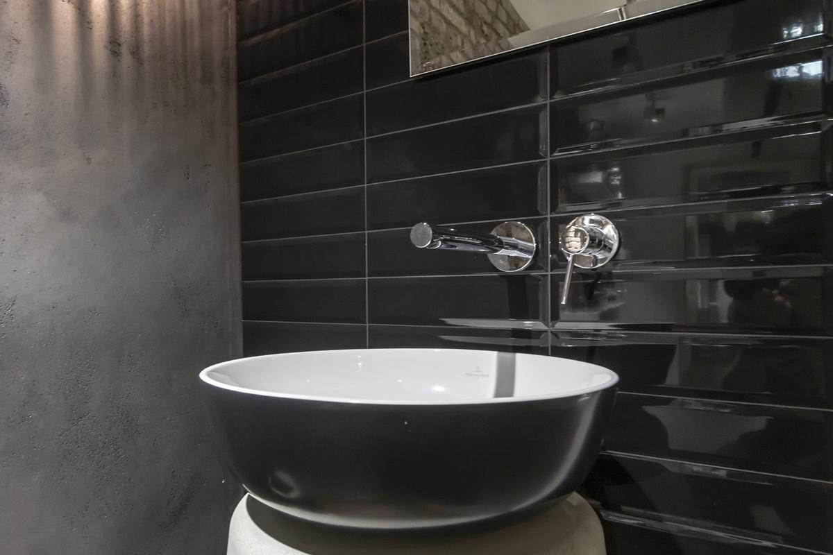 Designové umývátko na WC v minimalistickém stylu 3