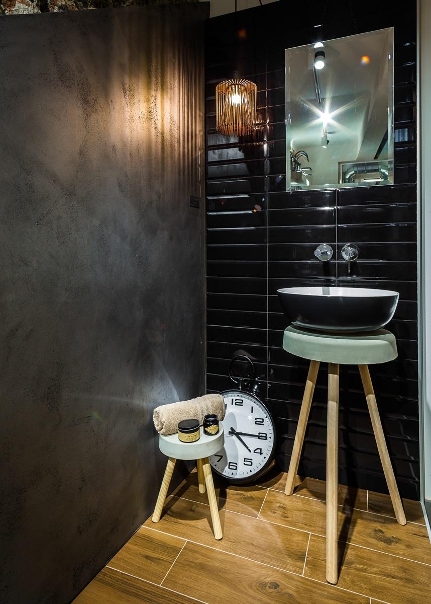 Designové umývátko na WC v minimalistickém stylu 0
