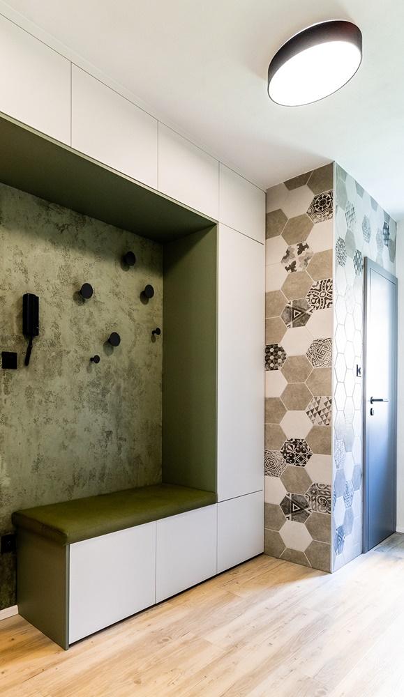 Rekonstrukce malé koupelny 6