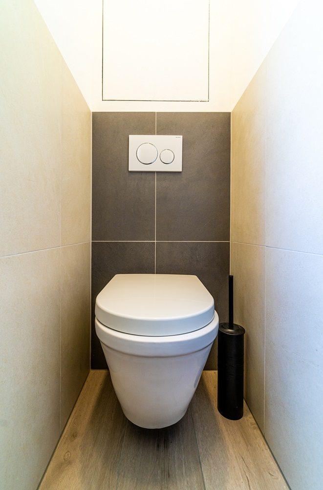 Rekonstrukce malé koupelny 5