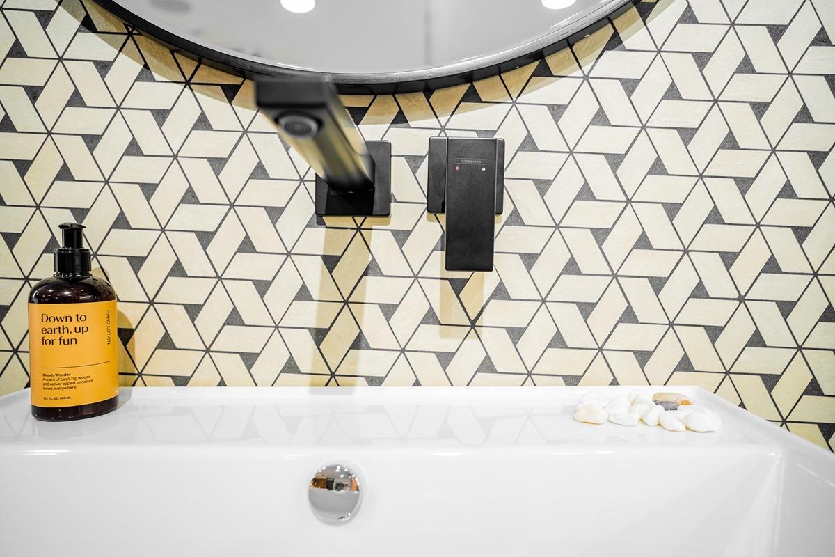 Vzorová koupelna Atlas Concorde Raw 6