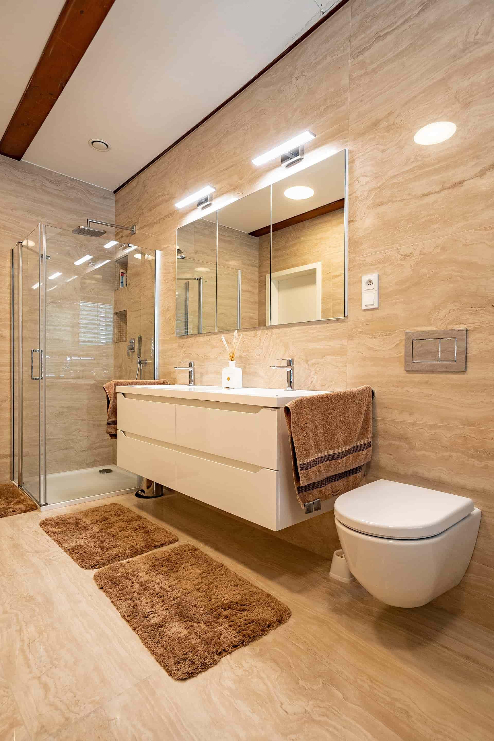 Mramorová koupelna 3