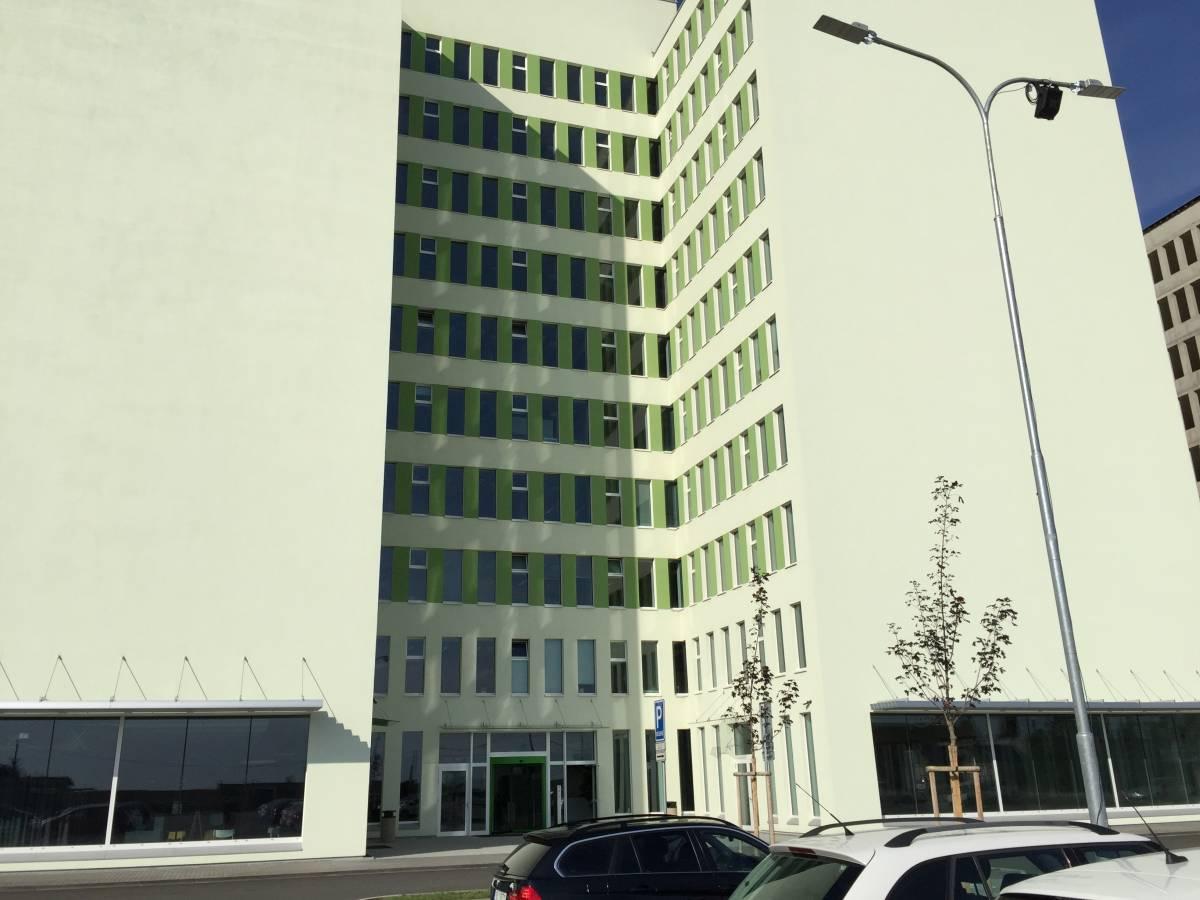 Nízkoenergetická budova Areal Slatina 6