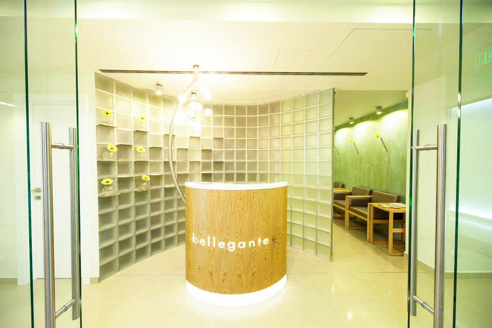Luxfery v kosmetickém salónu Bellegante 0